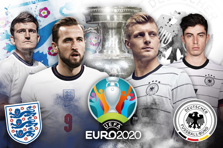 England vs Germany